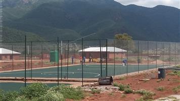 Basketball Courts Renovations   Sandton