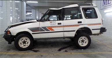Land Rover Discovery 1 - Stripping for Spares