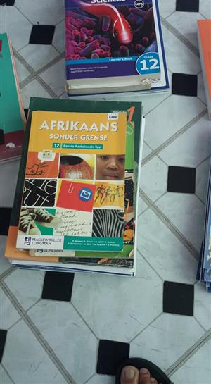 Afrikaans sonder grense grade 12