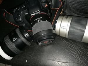 Camera Sony a200 for sale