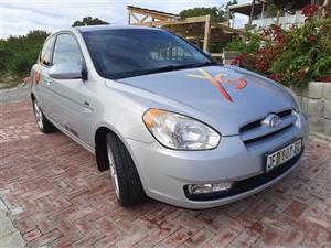 2007 Hyundai Accent 1.6 SR
