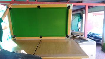 Pool table x 2