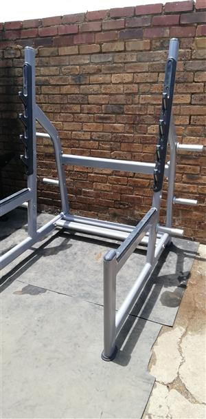 Commercial Squat Rack