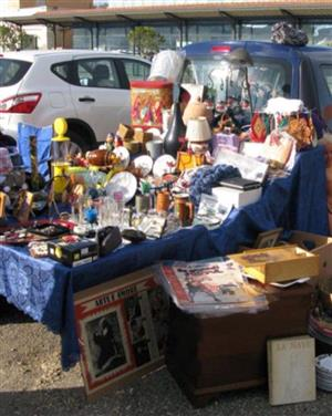 Menlopark Car Boot Sale