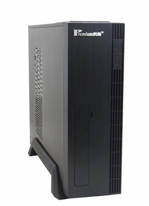 C807BS Slim Computer Case