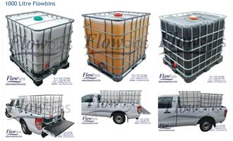 1000 Litre Flowbins For Sale