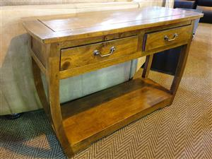 Solid Wood Server for sale R 3500