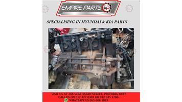 *COMPLETE ENGINE* - KI007 KIA CERATO 2006 G4ED