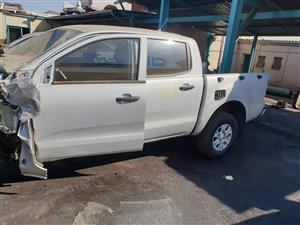 Ford ranger now stripping