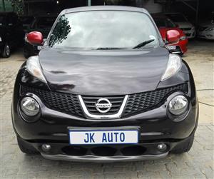 2013 Nissan Juke 1.6T Tekna Midnight Edition