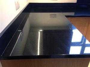 Affordable granite installation.