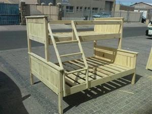 Beach Cottage Bed