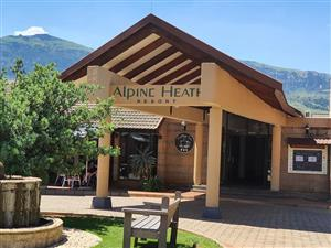 Luxury Chalet to let in the Heart of Drakensberg, Alpine Heath