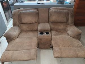 Two Seater Sleeper Couch