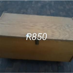 Light wooden chest for sale