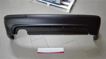 BMW E39 M5 BRAND NEW REAR PLASTIC BUMPERS FOR SALE PRICE: R2950