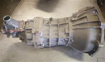 D4D 3l gearbox