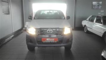 2011 Toyota Hilux 2.5D 4D