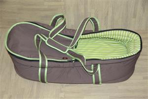 Chelino Baby deluxe carry cot