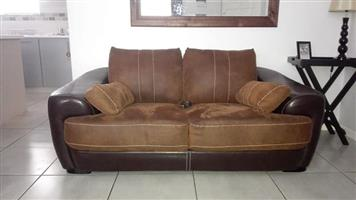 Leather & Suede Couches