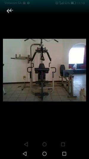 Trojan complete gym