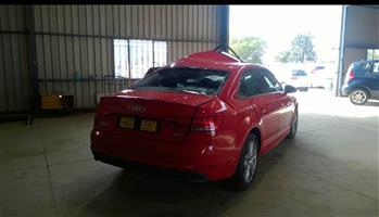 Audi 4 B9 Stripping for Spares
