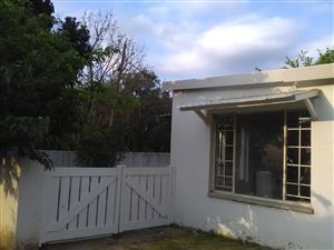 Secure 1 bedroom Cottage