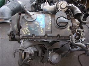 Used VW 1.9 TDI Engine for Sale