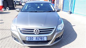 2012 VW CC 2.0TDI Highline DSG