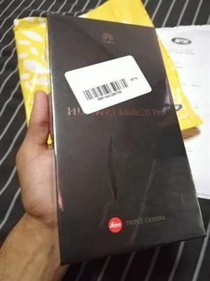 Brand new sealed Huawei Mate 20 Pro