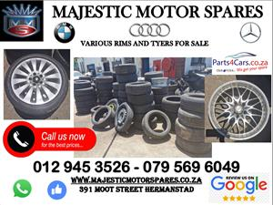 Mercedes benz used tyers for sale