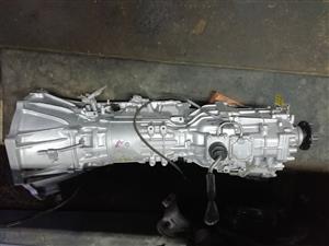 Toyota Hilux 3.0 4x4 Auto Gearbox