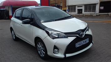 2016 Toyota Yaris 1.3 5 door T3