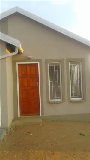 2 bedroom house  - Chief Mogale, Ext2 , Kagiso
