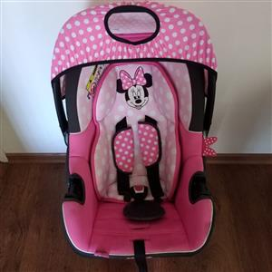 Baby car seat for sale had it for a year