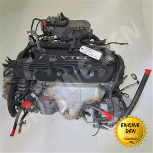 HONDA 2.3 SOHC VTEC F23A	USED ENGINE