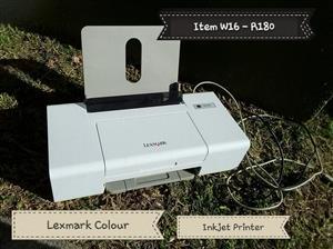 Lexmark colour printer