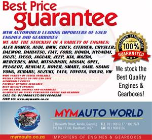 MYM AUTOWORLD WEEKLY SPECIALS