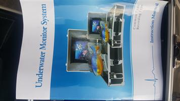Underwater Monitoring System (Fish Finder)