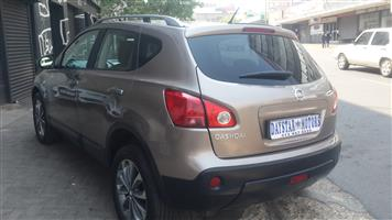 2010 Nissan Qashqai+2 1.6 Visia