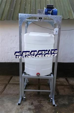 500 litre food grade mixing machines