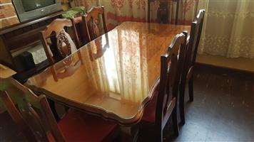Antique Dinning Room set for Sale