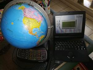 Oregon Smart Globe