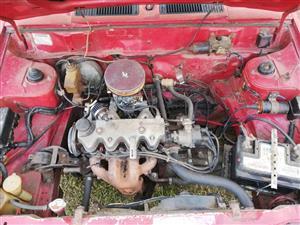 1979 Nissan Sentra 1.6 Acenta