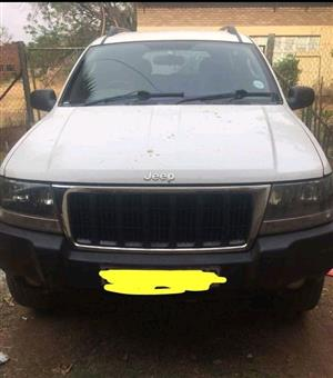 2005 Jeep Grand Cherokee 4.7L Laredo