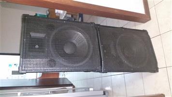 Disco Speaker Boxes