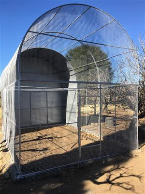 Aviary For Sale