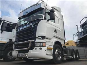2016 Scania R500