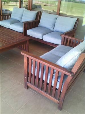 Patio Set, 5Pce - also other Furniture and Appliances