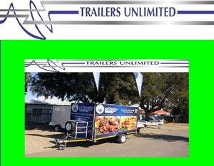TRAILERS UNLIMITED. THE NAME YOU CAN TRUST.